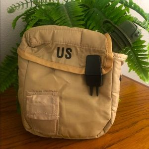 US Military Outdoor Water Canteen